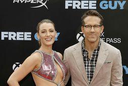 Blake Lively og Ryan Reynolds vilja ekki að blaðaljósmyndarar elti börnin þeirra uppi til að …