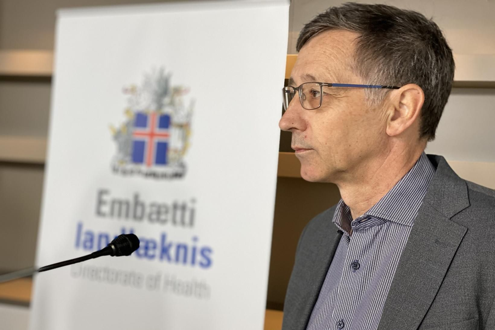Óskar Reykdalsson er forstjóri Heilsugæslu höfuðborgarsvæðisins.