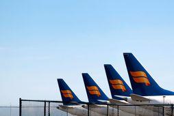 Icelandair hefur fengið 4,3 milljarða króna að láni frá bandaríska bankanum CIT Bank til fimm ...
