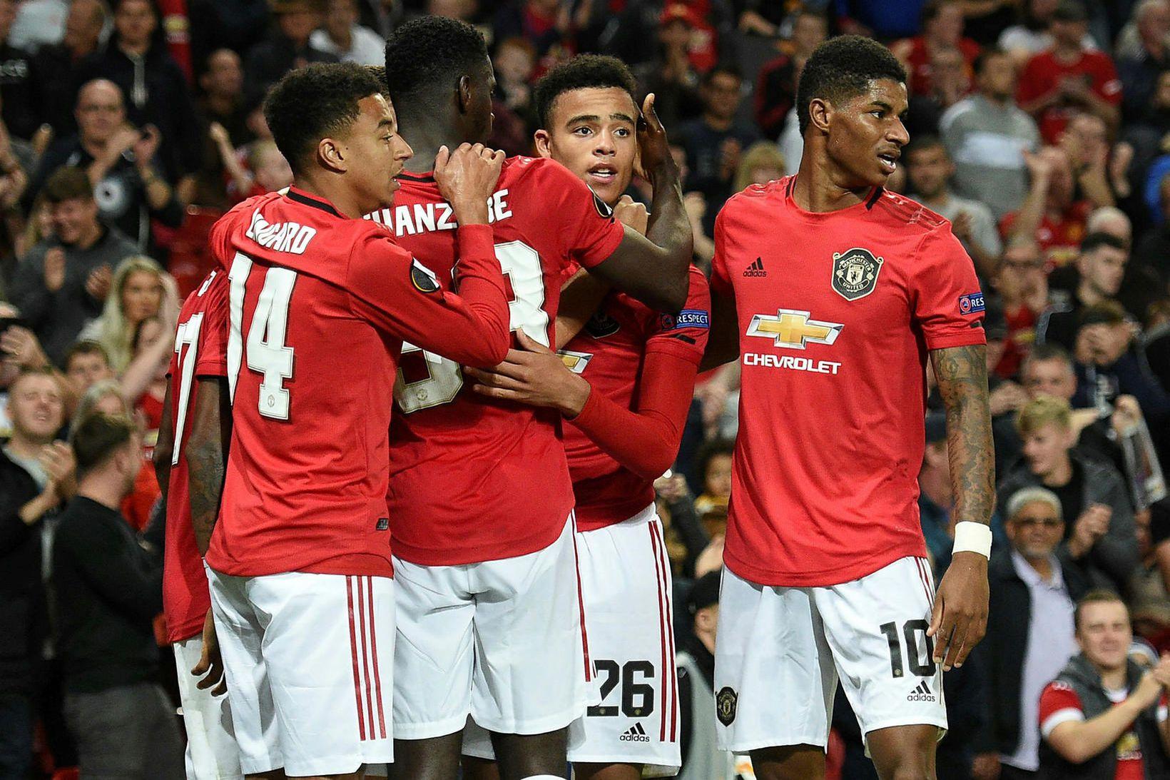 Manchester United tekur á móti Liverpool í sannkölluðum stórleik á …