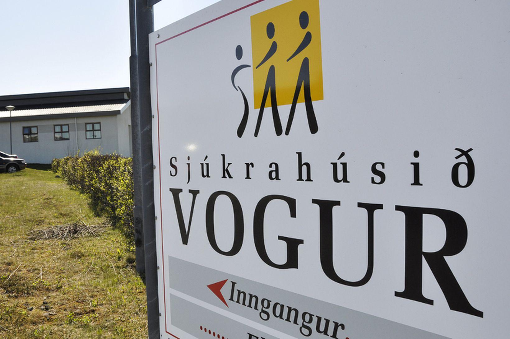 Ákærður fyrir kynferðisbrot á Vogi