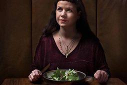 Hrefna Rósa Sætran er mikið fyrir japanskan mat.