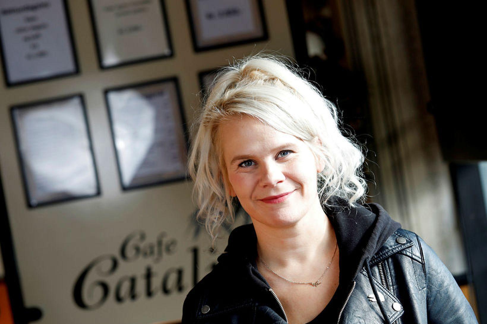 Kamilla Einarsdóttir.
