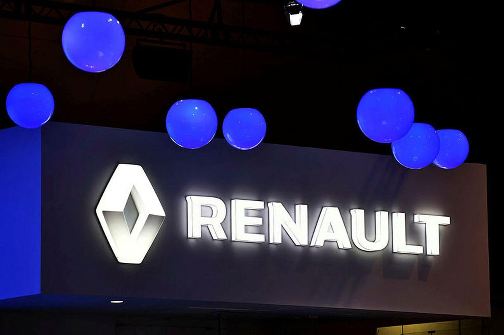 Merki Renault.