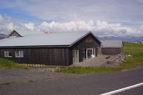 Snaefellsjokull National Park D.I.O