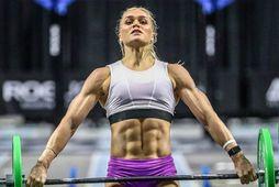 Katrín Tanja Davíðsdóttir verður í Body Issue tímariti ESPN.