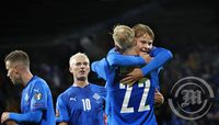 Ísland - Liechtenstein - Landsleikur