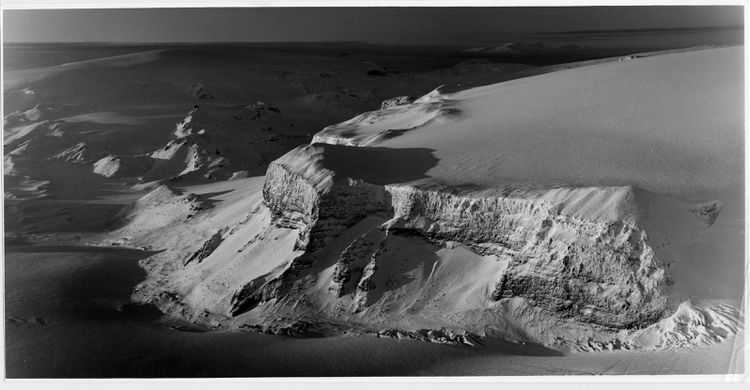 Langjökull Glacier