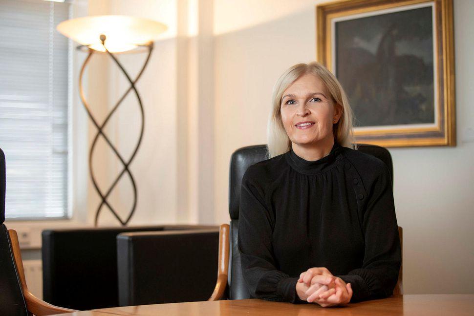 Helena Erlingsdóttir hefur langa reynslu af rekstri lögmannsstofa.