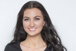 Kolfinnu Mist Austfjörð er Miss World Iceland 2019.