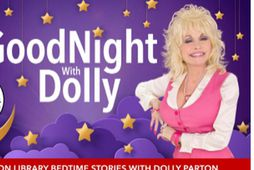 GoodNight With Dolly er eitthvað sem aðdáendur hennar mega ekki missa af!