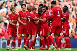 Kemst Liverpool á topp ensku úrvalsdeildarinnar í dag?
