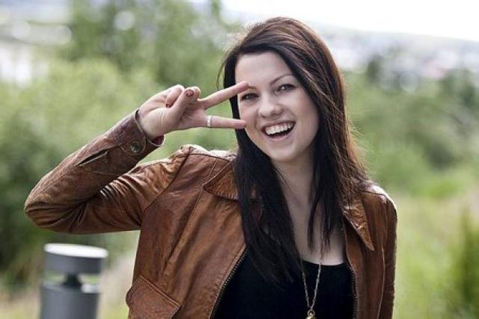 Klara Lind Gylfadóttir.