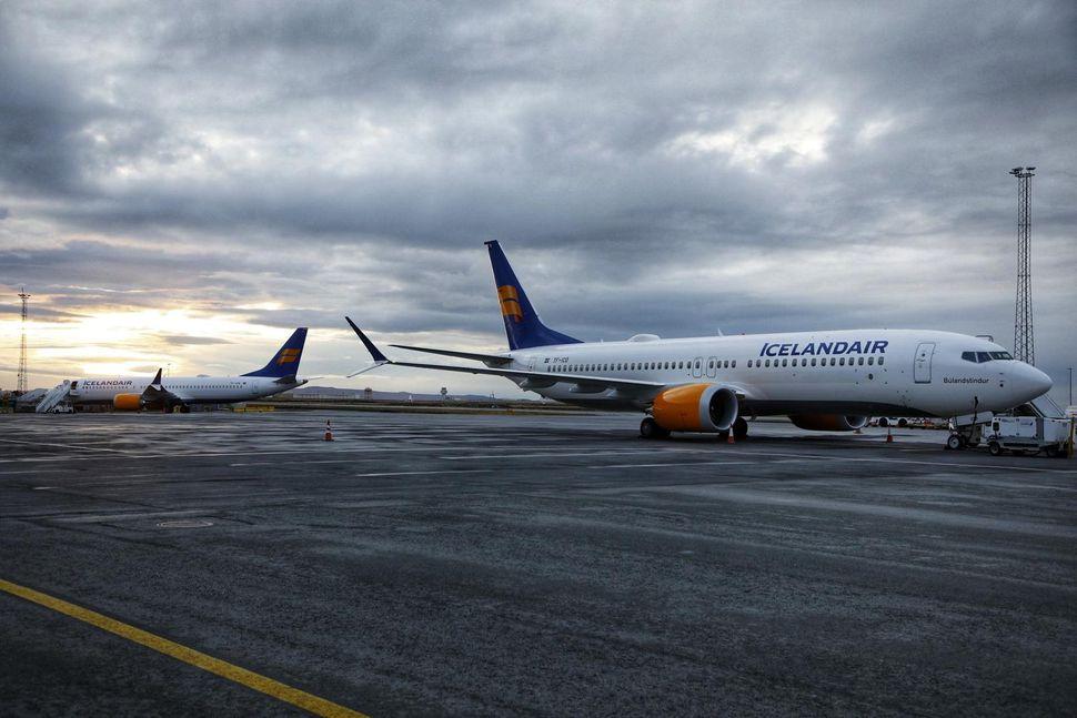Icelandair gerir ekki ráð fyrir MAX-vélum í rekstur út febrúar ...