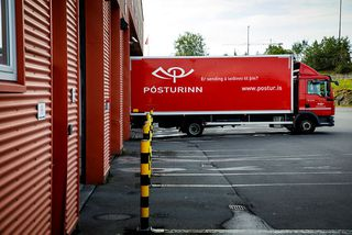 Starfsemi Póstsins er nú margbrotnari en áður var.