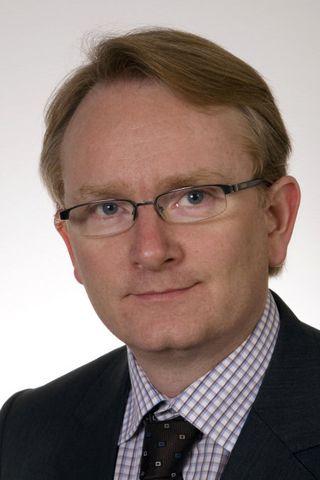 Benedikt Stefánsson, framkvæmdastjóri viðskiptaþróunar Carbon Recycling International.