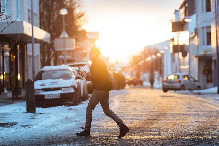 Reykjavik city centre. Some scammers pretend to use Airbnb so make sure you book through ...