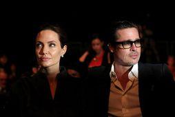 Angelina Jolie og Brad Pitt eiga í hatrammri forræðisdeilu.