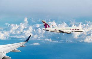 Qatar var valið besta flugfélag í heimi í fimmta skipti.