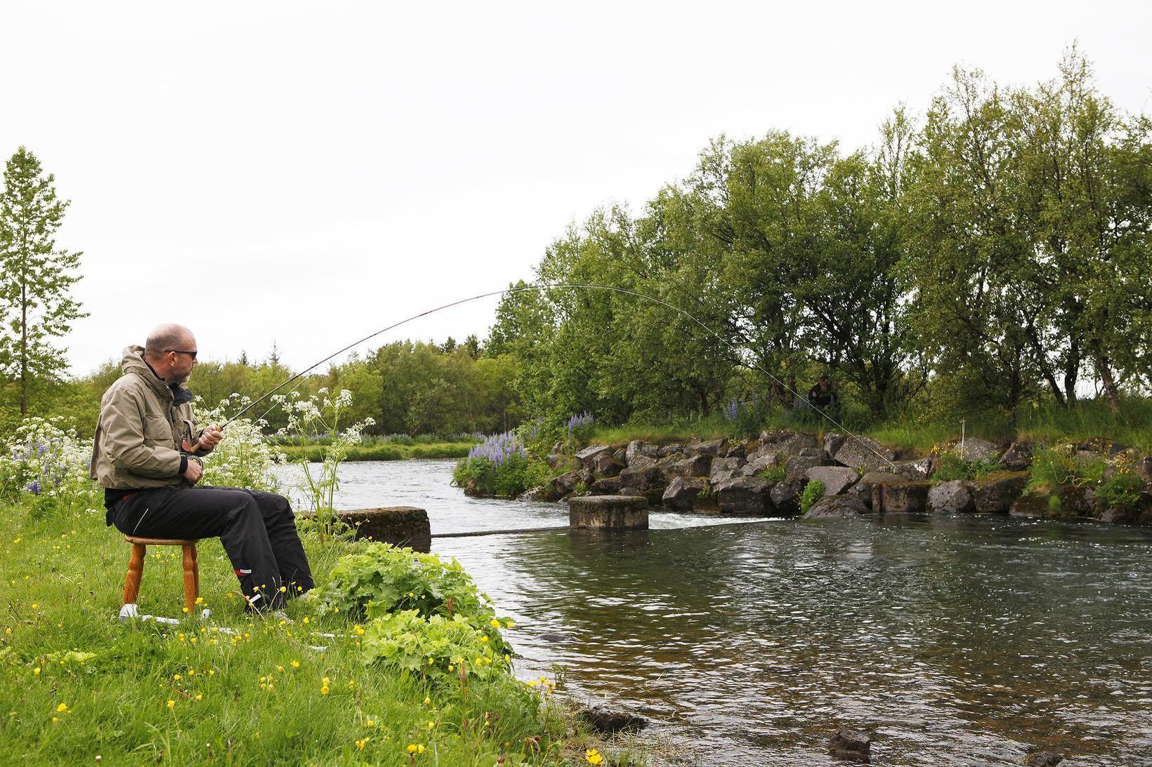 Þorvaldur Daníelsson, þekktur sem Valdi í Hjólakrafti, glímdi við fyrsta …