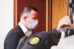 Angjelin Sterkaj has confessed to killing Armando Bequirai.
