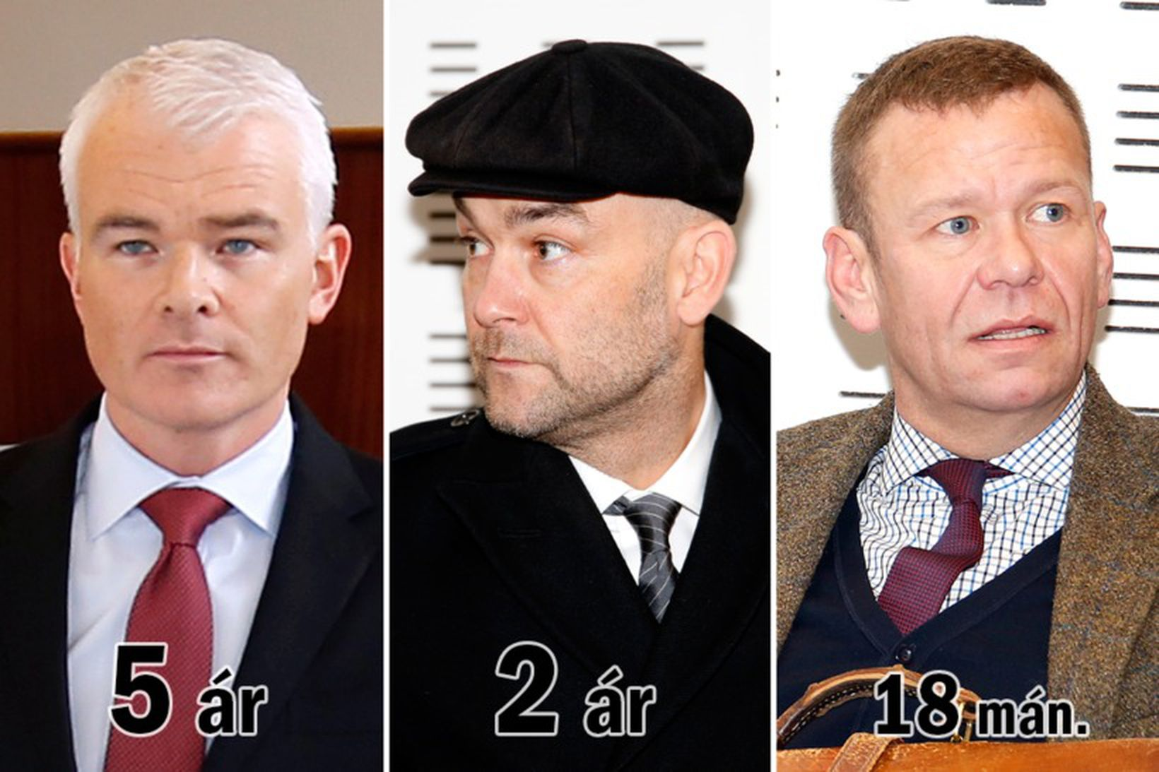 Lárus Welding, Jóhannes Baldursson og Þorvaldur Lúðvík Sigurjónsson.