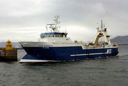 Júlíus Geirmundsson, skip Hraðfrystihússins Gunnvarar.