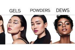 Shiseido setti nýverið á markað endurnýjaða förðunarlínu sem skipt er upp eftir áferðum.