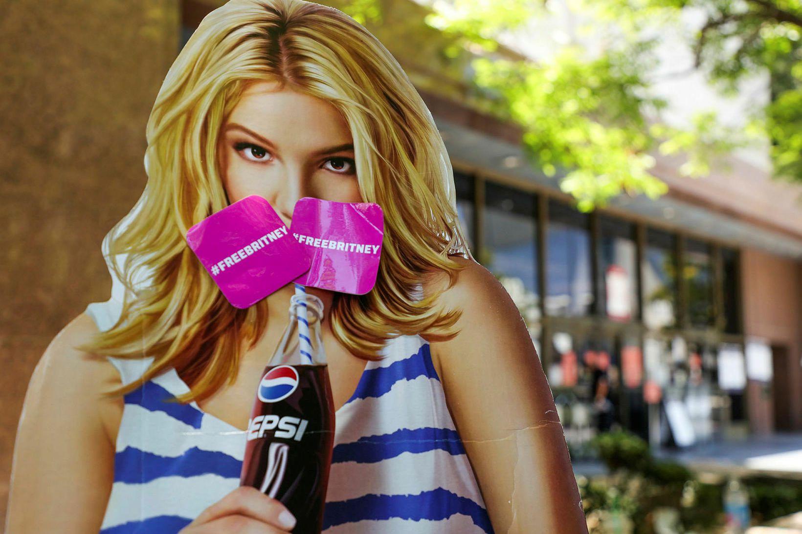 Margar kröfur í máli Britney Spears verða teknar fyrir hjá …