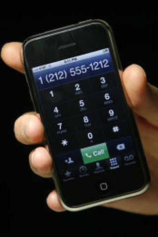 Gamli góði iPhone.