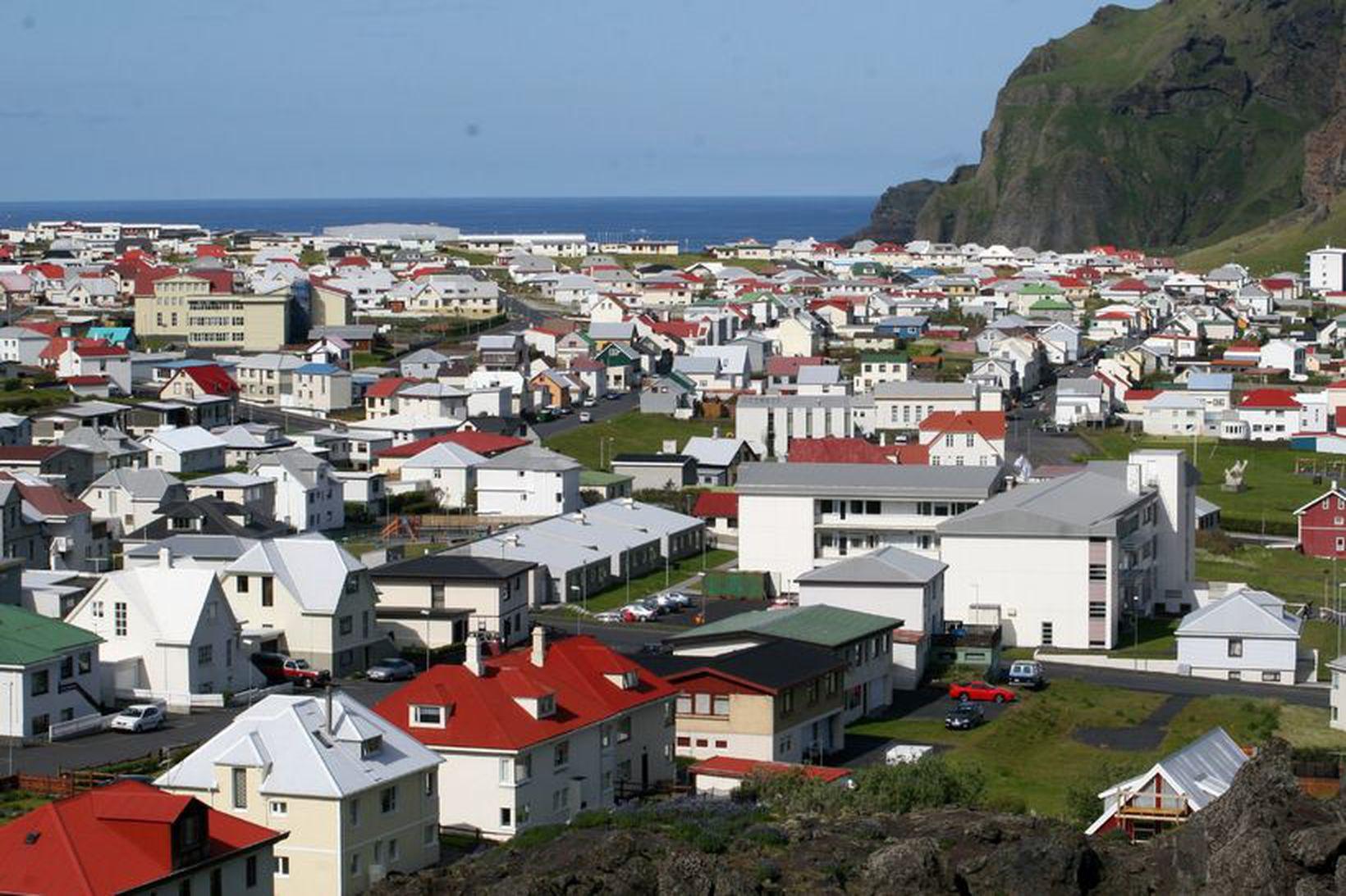 Þjóðhátíð í Eyjum er um næstu helgi.