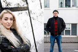 Ebba Katrín Finnsdóttir og Oddur Júlíusson eru trúlofuð.