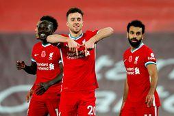 Liverpool hafði sigur um helgina og það kom sér ekki illa fyrir Víkinga.