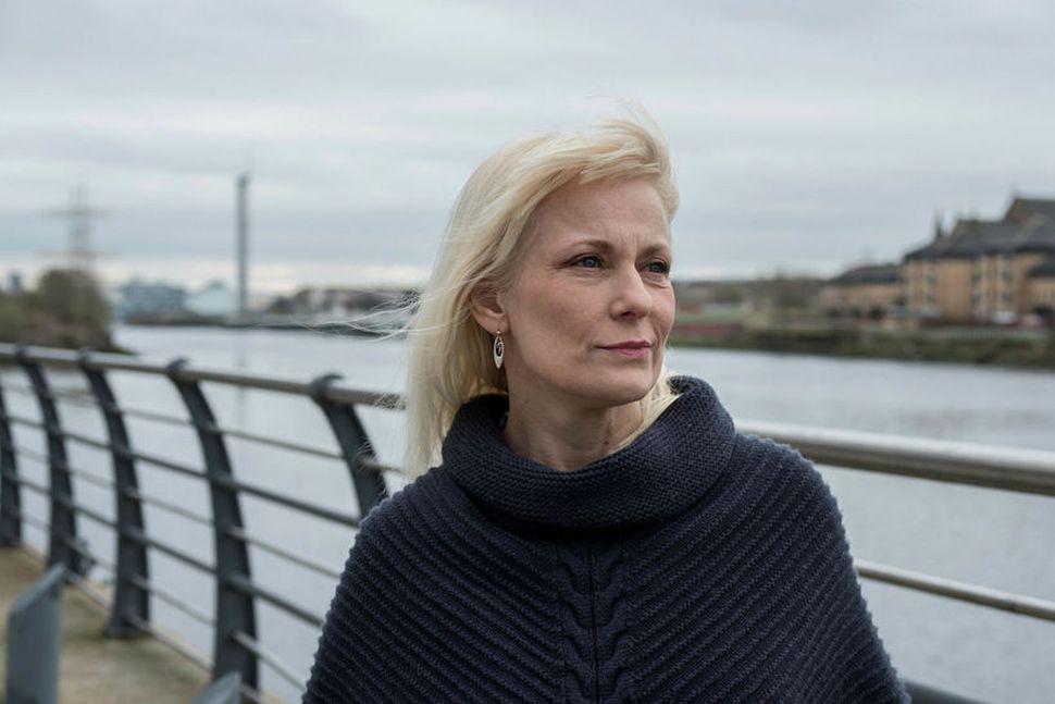 Eva Hauksdóttir veit enn ekki hvað kom fyrir son hennar ...