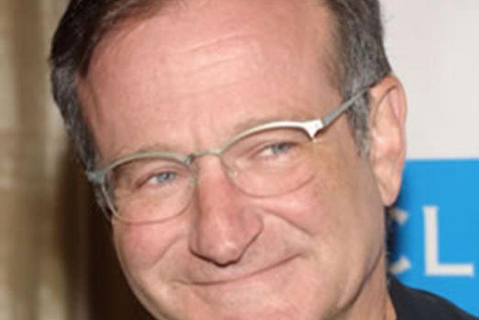 Robin Williams var 63 ára að aldri þegar hann lést.