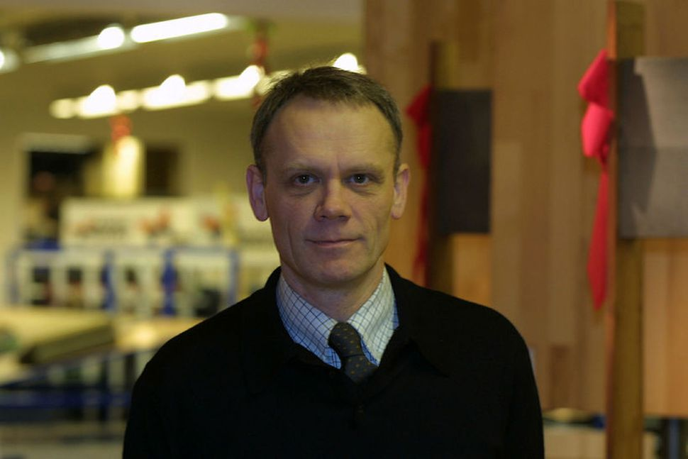 Skafti Harðarson.