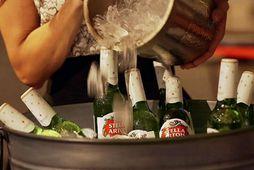 Stella Artois er á ný komin á útsölu í Vínbúðunum.