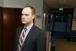 Gísli Freyr Valdórsson, fv. aðstoðarmaður innanríkisráðherra.