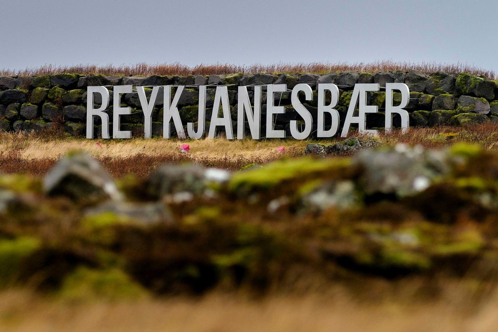Þess er vænst að dragi úr atvinnuleysi í Reykjanesbæ með …