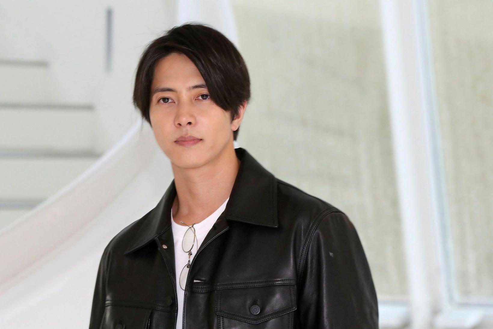 Tomohisa Yamashita fer með aðalhlutverk í seríunni The Head. Hann …