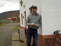 Steingrímur Karlsson framkvæmdastjóri Óbyggðasetursins.