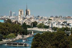 Notre Dame hefur verið eitt af helstu kennileitum Parísarborgar í rúm 850 ár. Hér má …