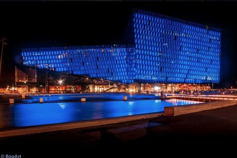 Harpa Concert Hall and Conference Centre has come under fire this last week.