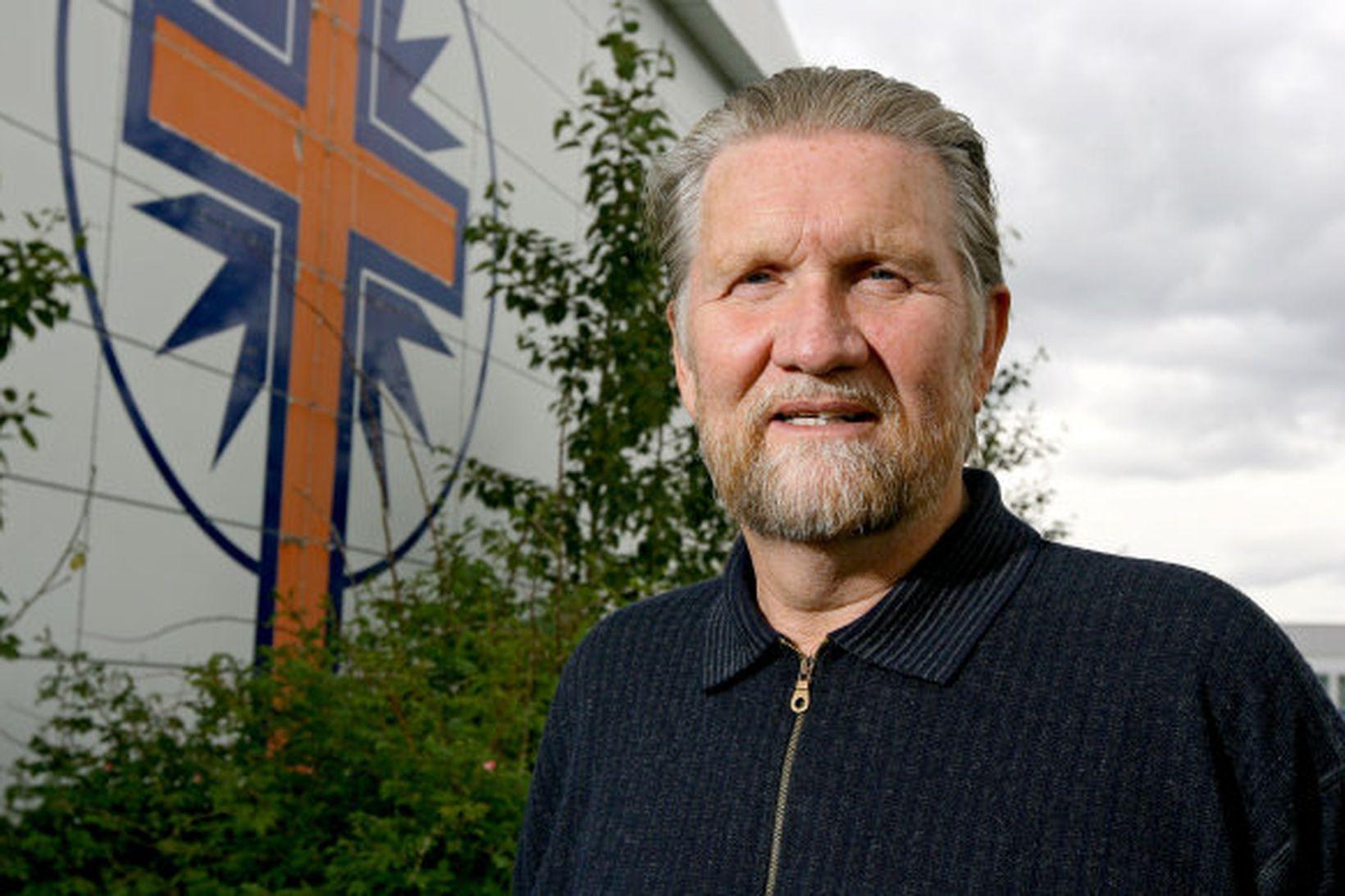 Gunnar Þorsteinsson.