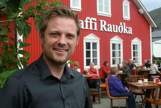 Finnur Yngvi Kristinsson hefur verið ráðinn sveitarstjóri í Eyjafjarðarsveit.