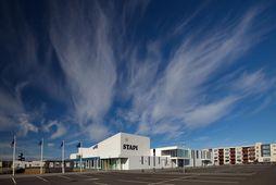 Rokksafn Íslands er í Hljómahöllinni í Reykjanesbæ.