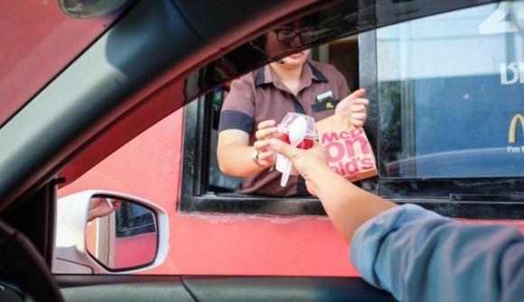 Þrjú leyndarmál McDonald's