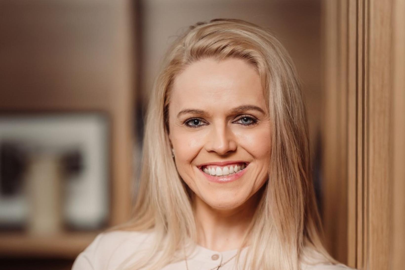 Þóra Eggertsdóttir.