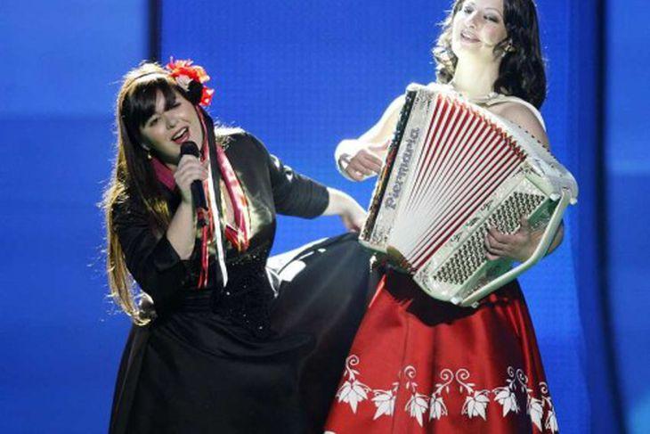 Daniela Varela og Flor-de-Lis.