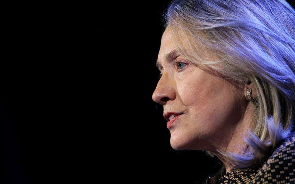 Hillary Clinton, utanríkisráðherra Bandaríkjanna, kynnti í dag skýrslu um þrælahald ...